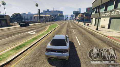 GTA 5 GhostAndreas quarto screenshot