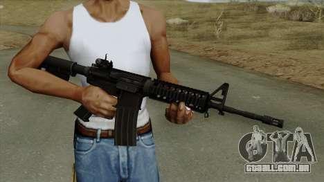 AR-15 Ironsight para GTA San Andreas terceira tela