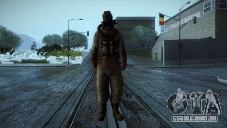Order Soldier3 from Silent Hill para GTA San Andreas segunda tela