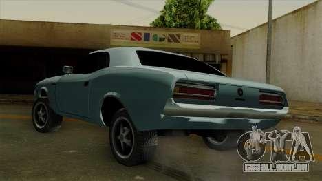 Patriot Vegas G20 IVF para GTA San Andreas