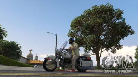 GTA 5 Raccoon City Vehicles quarto screenshot