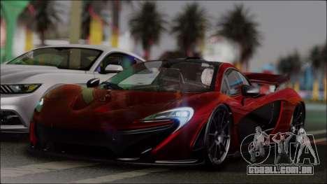 ENB KISEKI V3 para GTA San Andreas quinto tela