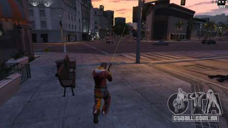 GTA 5 Visão Laser sexta imagem de tela