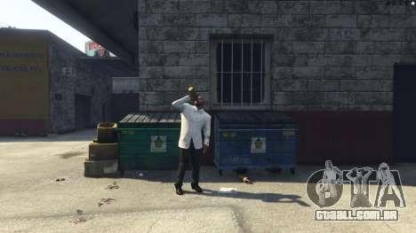 GTA 5 Drink & Smoke quinta imagem de tela