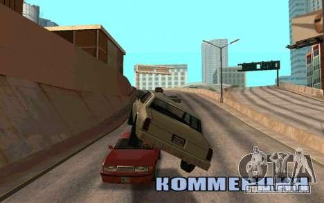 Veh Jump para GTA San Andreas segunda tela