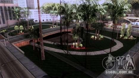 New Glen Park para GTA San Andreas