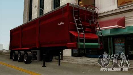 Krampe SB3060 para GTA San Andreas