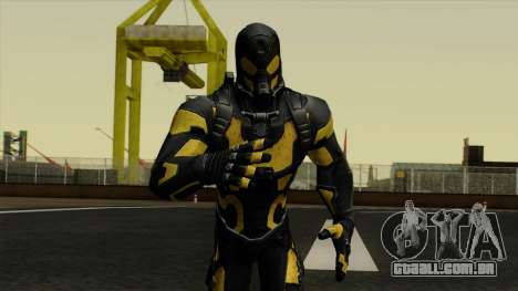 Ant-Man Yellow Jacket para GTA San Andreas