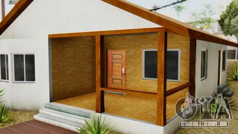 Big Smoke House para GTA San Andreas terceira tela