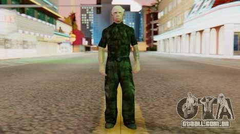Old Wmyammo para GTA San Andreas segunda tela