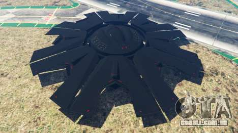 GTA 5 Stealth UFO [Beta] segundo screenshot