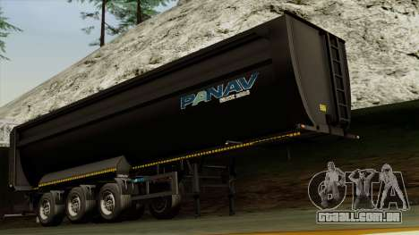 Panav Trailer para GTA San Andreas