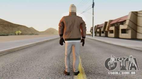 [BF Hardline] Gang Enforcer para GTA San Andreas terceira tela