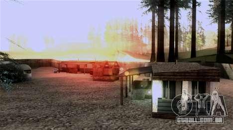 New Trailers para GTA San Andreas terceira tela