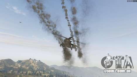 GTA 5 Realistic rocket pod 2.0 segundo screenshot