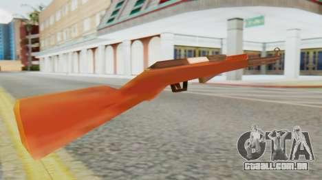 SKS SA Style para GTA San Andreas segunda tela