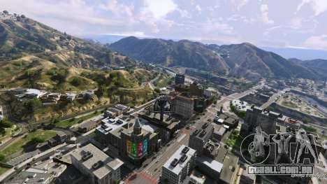 GTA 5 Novo clima e luz v2.0 quarto screenshot