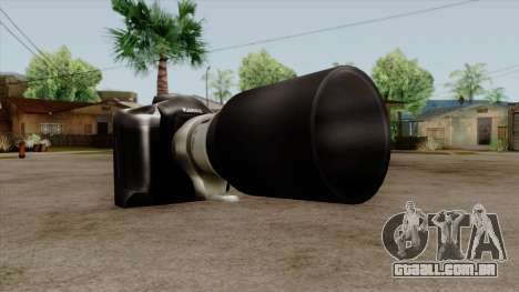 Original HD Camera para GTA San Andreas