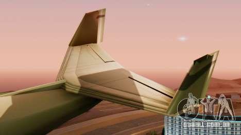 O Stormtrooper. para GTA San Andreas vista direita
