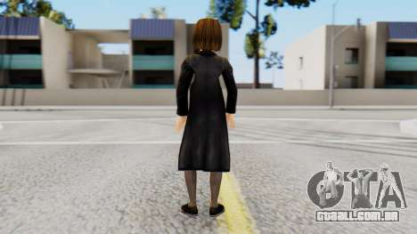 Lara Croft Child para GTA San Andreas terceira tela