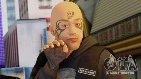 [GTA5] The Lost Skin4 para GTA San Andreas