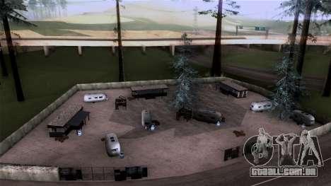 New Trailers para GTA San Andreas