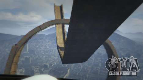 Maze Bank Loop The Loop para GTA 5