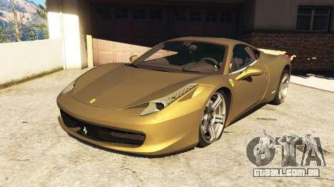 Ferrari 458 Italia v0.9.3