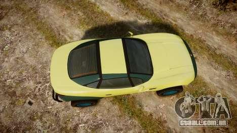 GTA V Coil Brawler para GTA 4 vista direita
