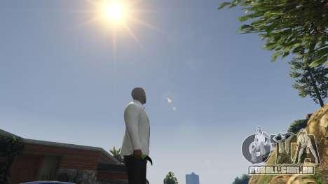 GTA 5 Karambit segundo screenshot