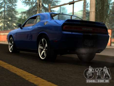Lime ENB 1.3 para GTA San Andreas segunda tela