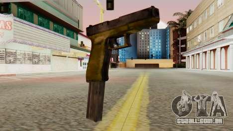 Glock 17 SA Style para GTA San Andreas