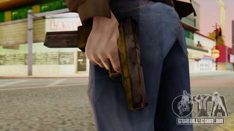 Glock 17 SA Style para GTA San Andreas terceira tela
