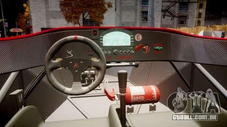 Radical SR8 RX 2011 [27] para GTA 4 vista de volta