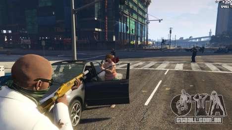 GTA 5 Strapped Peds sexta imagem de tela