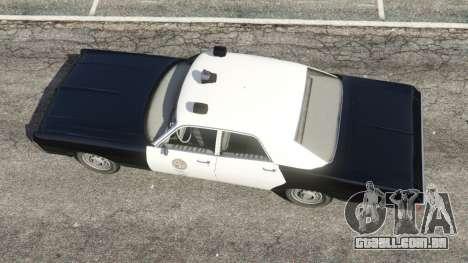 Dodge Polara 1971 Police v3.0 para GTA 5