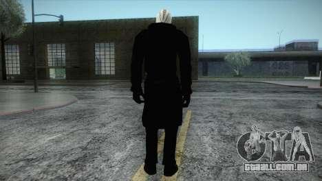 Franklyn Movie Skin para GTA San Andreas terceira tela