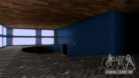 Retextured interior da mansão de MADD Dogg para GTA San Andreas segunda tela