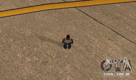 Camera Teleport Player (GTA 5) para GTA San Andreas