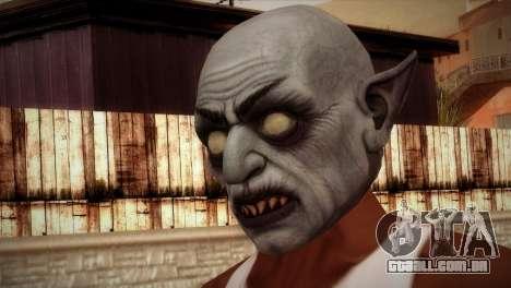 Vampiro para GTA San Andreas terceira tela