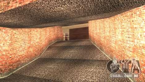 Doherty Garage Retexture para GTA San Andreas segunda tela