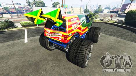 Vapid The Liberator The Legalizator para GTA 5