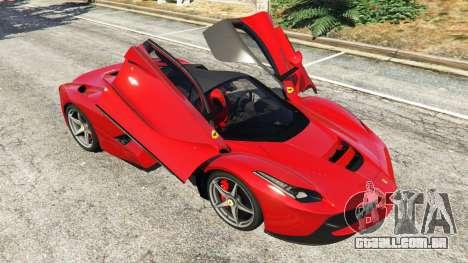 Roda GTA 5 Ferrari LaFerrari 2015 v0.5