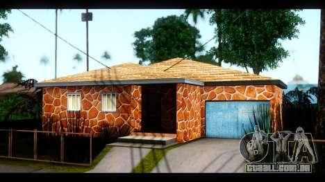 Novas texturas das casas ao redor grove Street para GTA San Andreas segunda tela