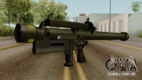 Original HD Heatseek para GTA San Andreas