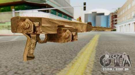 MG-81 from Hidden and Dangerous 2 para GTA San Andreas segunda tela