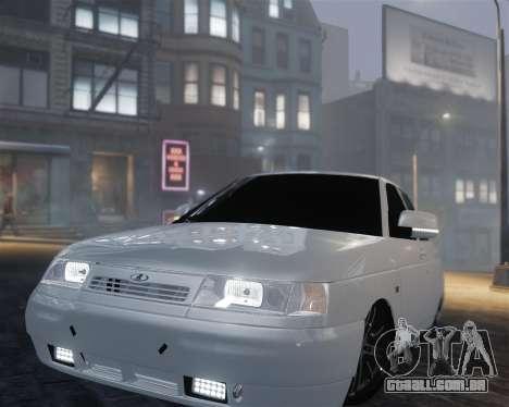 VAZ 2110 para GTA 4