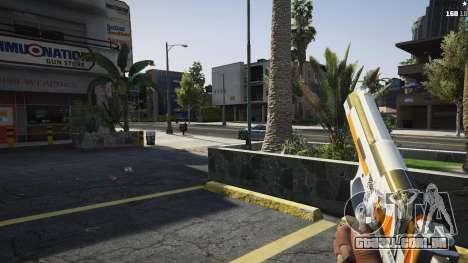 GTA 5 Asiimov Pistol.50 quarto screenshot