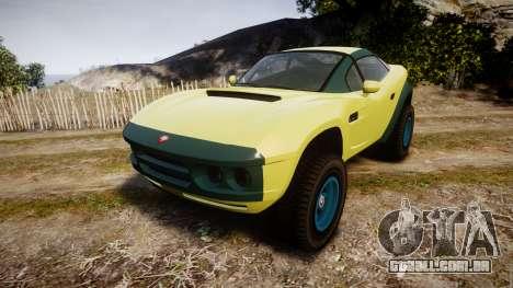 GTA V Coil Brawler para GTA 4