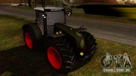 GTA 5 Fieldmaster para GTA San Andreas